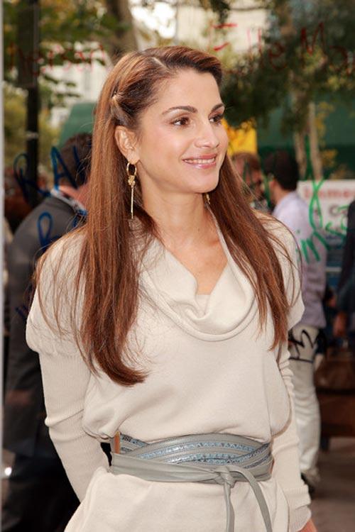 لیلا حاتمی در لیست زیباترین زنان خاورمیانه