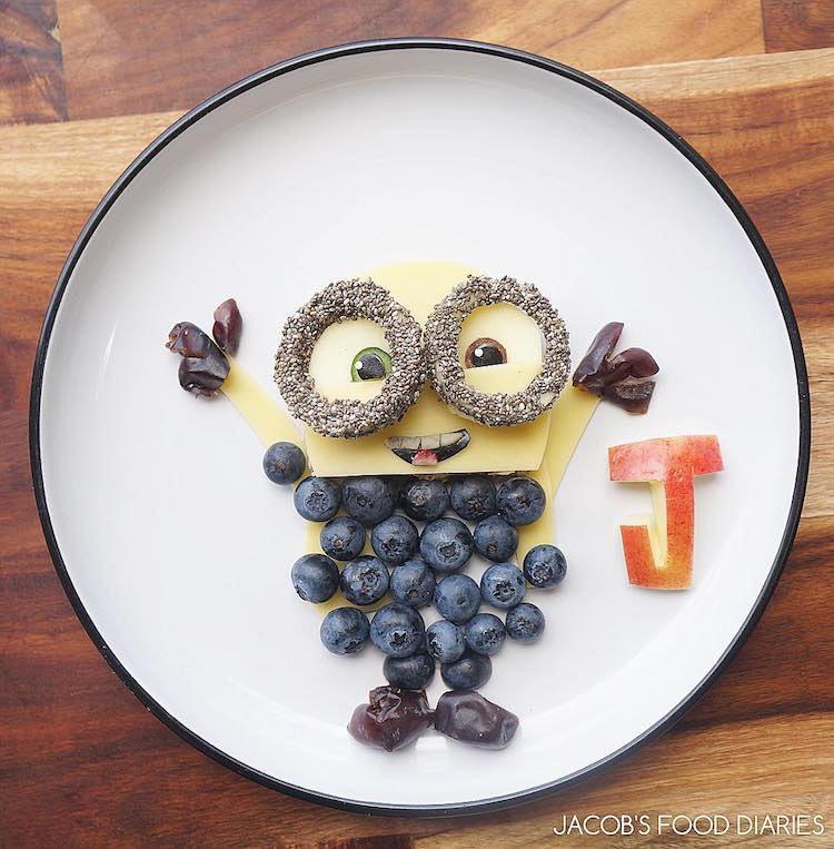 ترغیب کودک به غذا خوردن