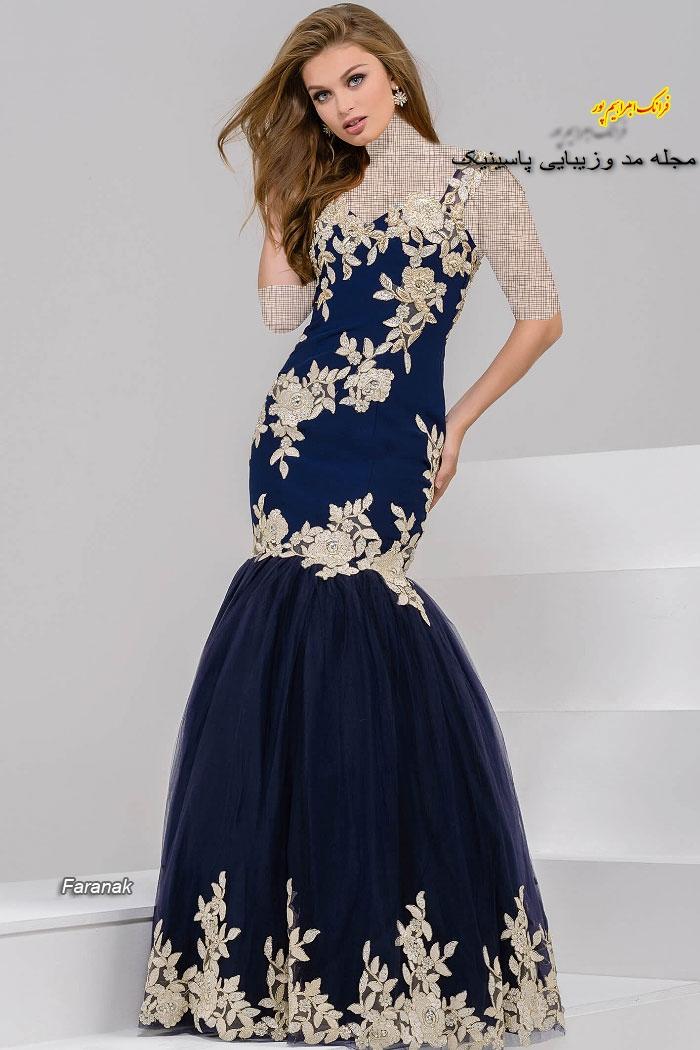 زیباترین مدل های لباس مجلسی زنانه