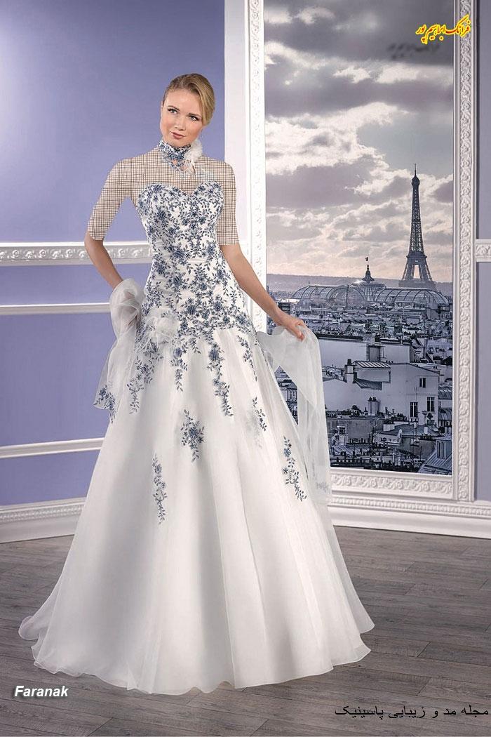 لباس نامزدی عروس جدید