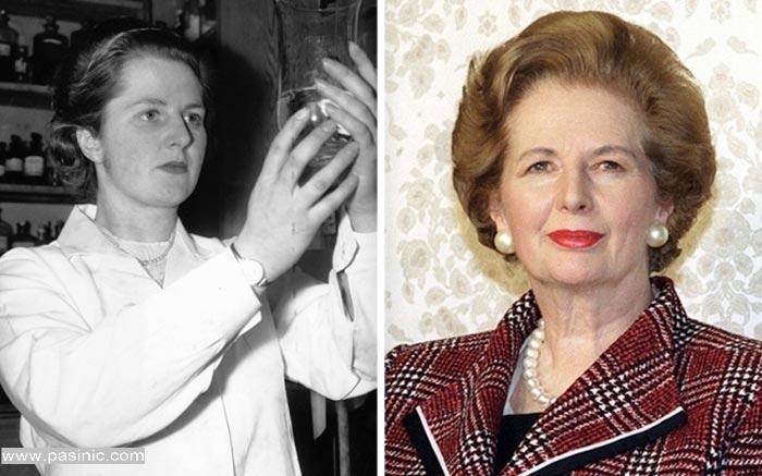 تصاویری از معروف ترین انسان های جهان قبل و بعد از معروف شدن