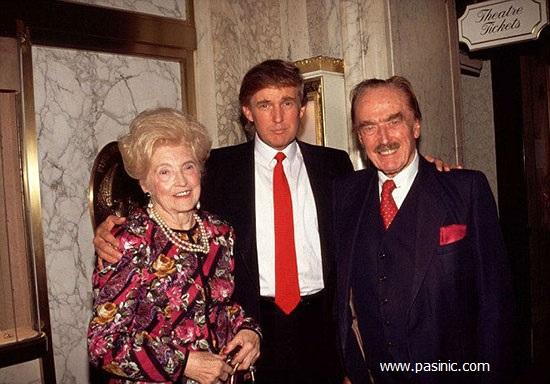 ماری آن مک لیود مادر مادر دونالد ترامپ را بیشتر بشناسید