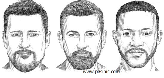 مدل ریش و سبیل مناسب صورت شما کدام است؟