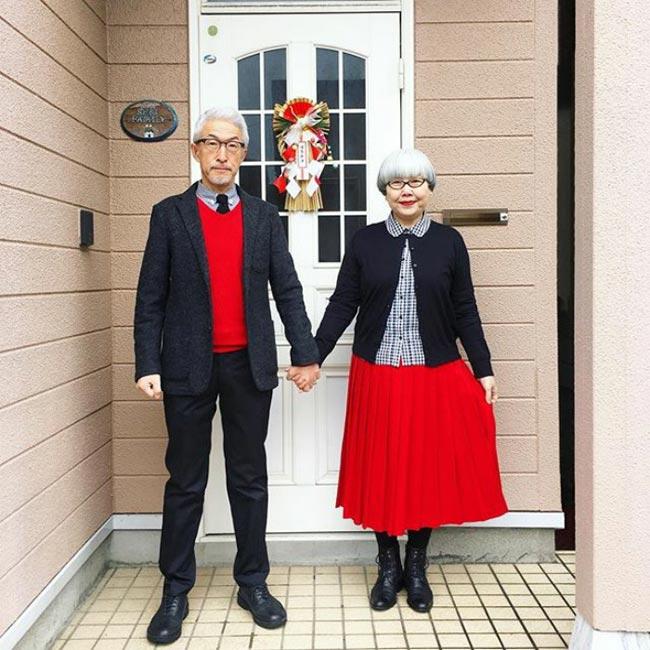 ست لباس زوجین / ست كردن لباس زن و شوهر