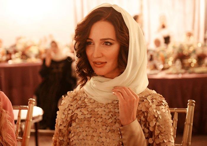 شوی لباس اسلامی بانوان در روسیه