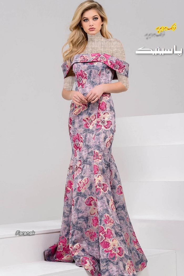 مدل های لباس مجلسی شیک زنانه