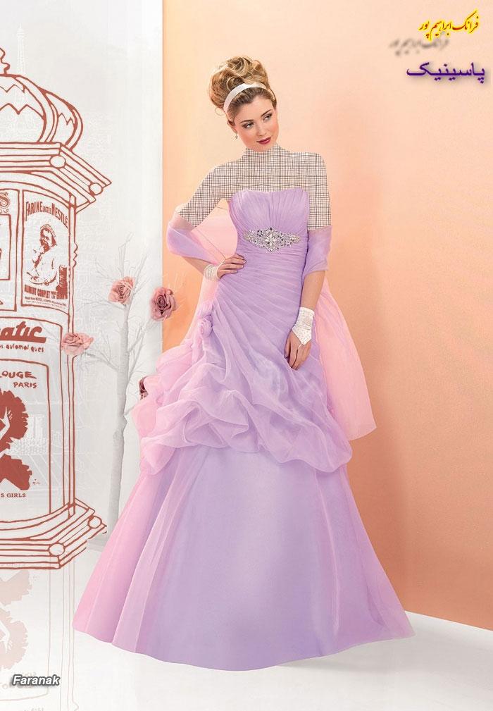 جدیدترین مدل های لباس نامزدی
