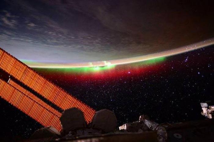 عکسهای فضایی از زمین