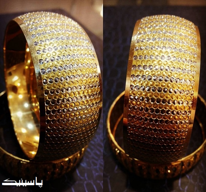 جدید ترین مدل النگو تک پوش طلا