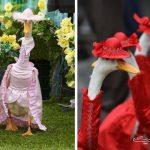 رژه مد اردک ها به مناسبت عید پاک سلطنتی سیدنی