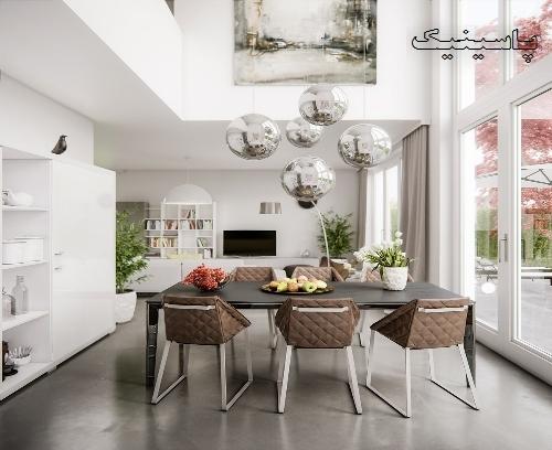 طراحی دکوراسیون داخلی منزل جدید