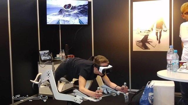 شبیهسازی مرگ و احساس دما با هدست فناوری واقعیت مجازی