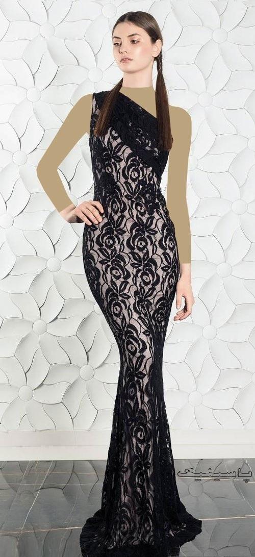 انواع مدل های لباس مجلسی زنانه برند CRISTALLINI