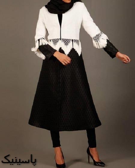 مدل مانتو شیک دخترانه جدید