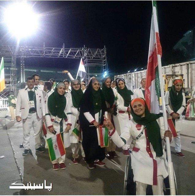 اخبار ورزش بانوان ایران در سال 95
