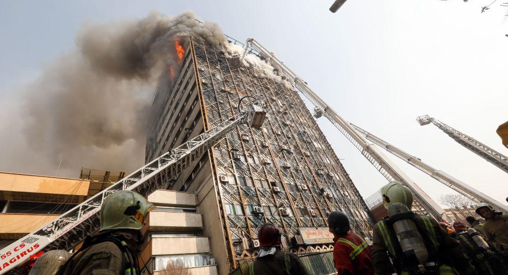 حادثه ساختمان پلاسکو و روایت جدیدی از آن