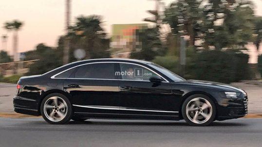 نسل جدید آئودی A8 با قابلیت رانندگی خودکار