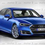 آئودی A8 خودرو جدید با قابلیت رانندگی خودکار