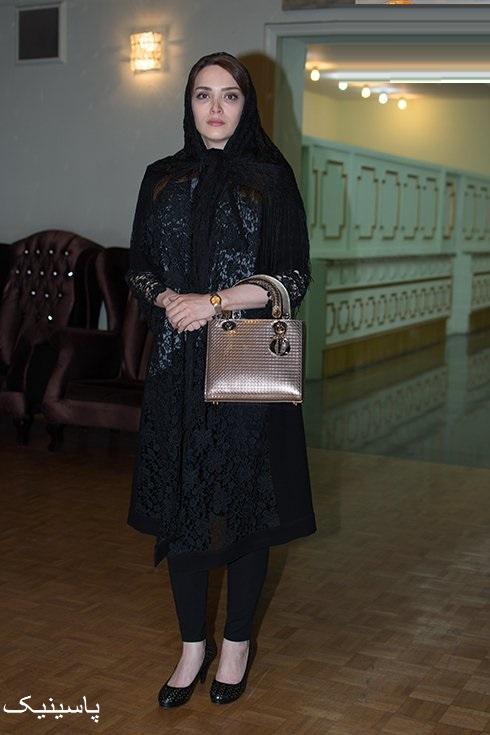 مدل مانتو هنرمندان زن ایرانی