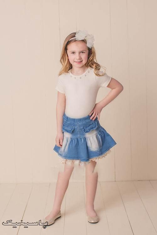 جدیدترین مدل لباس دخترانه بچه گانه ، برند معروف Maelirose
