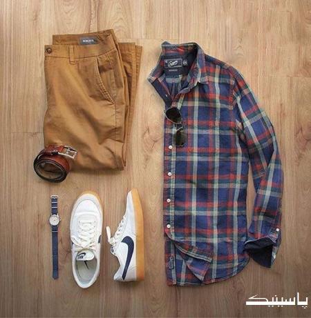 ست لباس های اسپرت مردانه