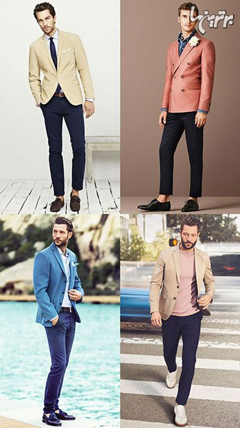 اصول شیک پوشی آقایان در فصل تابستان