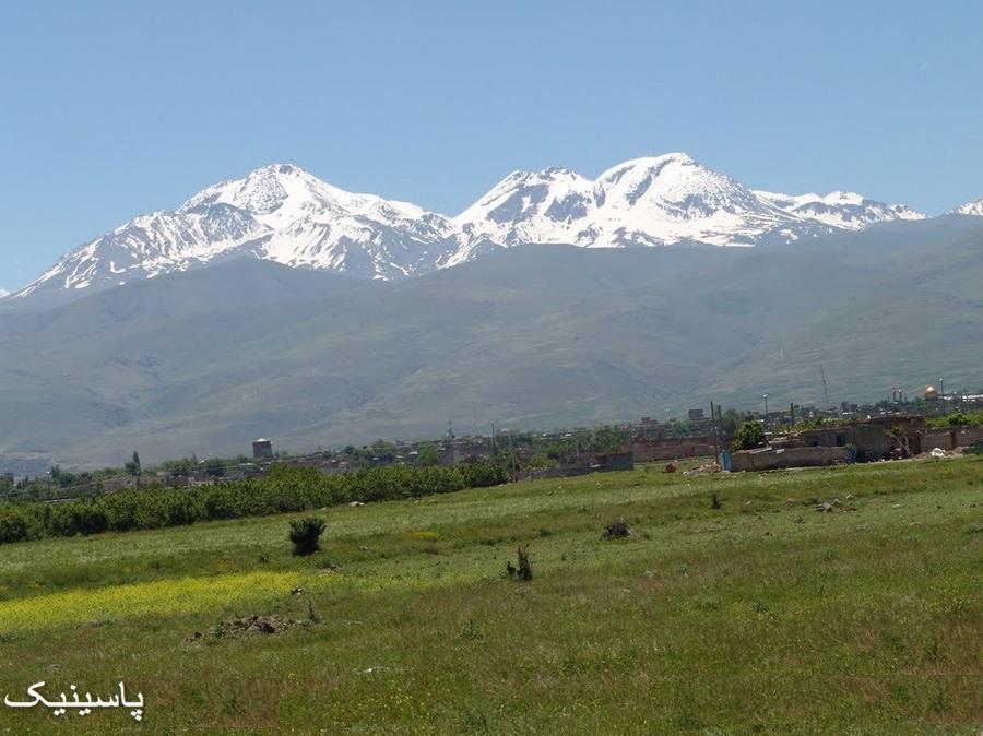 جاهای دیدنی شهرستان مراغه