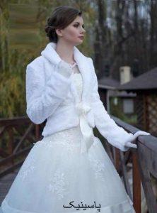 کلکسیون مدل کت عروس خز شیک و زیبا