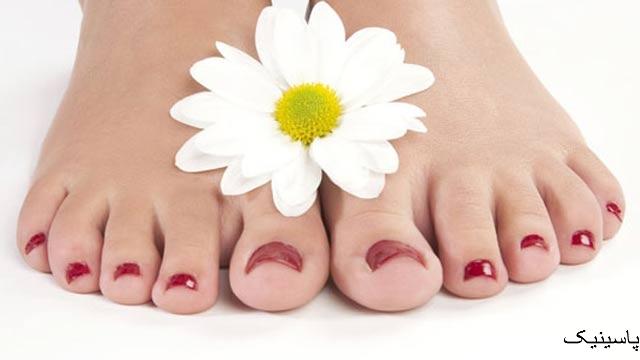 چگونه پاهای زیبا داشته باشیم ؟