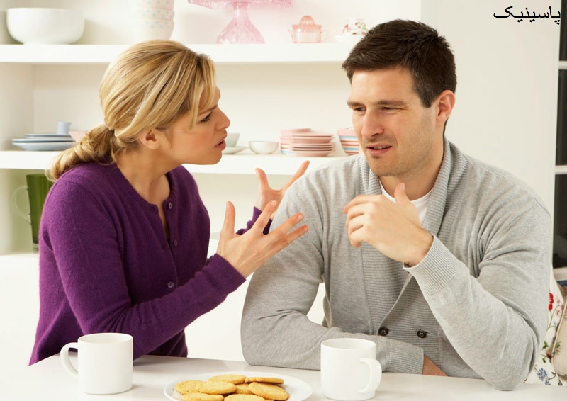 علت دعواهای زن و شوهرها در سال اول ازدواج