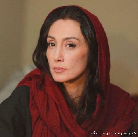 عکس جدید هدیه تهرانی در فیلم پدیده