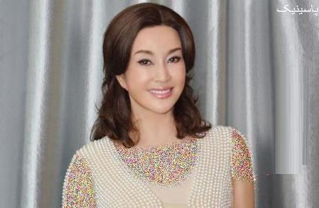 چهره زیبا و جذاب بازیگر زن چینی در 61 سالگی