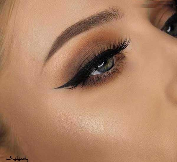 مدلهای جدید آرایش چشم دخترانه مجلسی