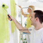ترفند های از بین بردن بوی رنگ در خانه