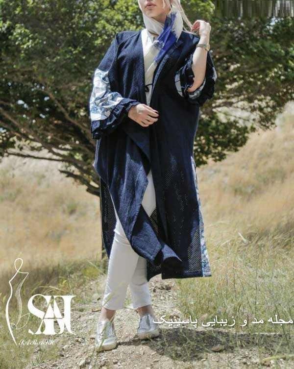 ژورنال جدیدترین مدل مانتو نخی تابستانه جلو باز دخترانه و زنانه