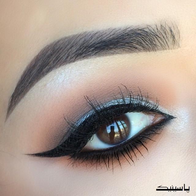 جدیدترین مدل های آرایش چشم و سایه چشم مجلسی و عروس