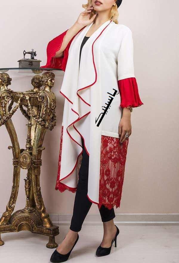 مدلهای جدید مانتو مجلسی 2017