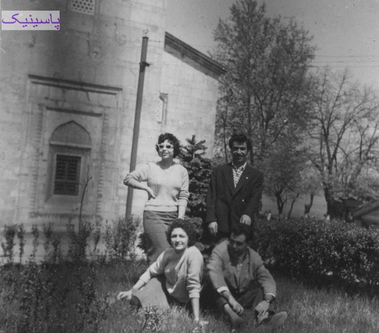 عکسهای تهران قبل از انقلاب