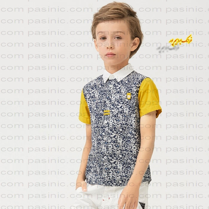 مدل های پیراهن بچه گانه پسرانه