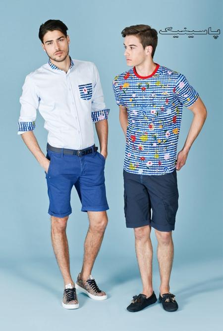 جدید ترین ست لباس های تابستانی مردانه