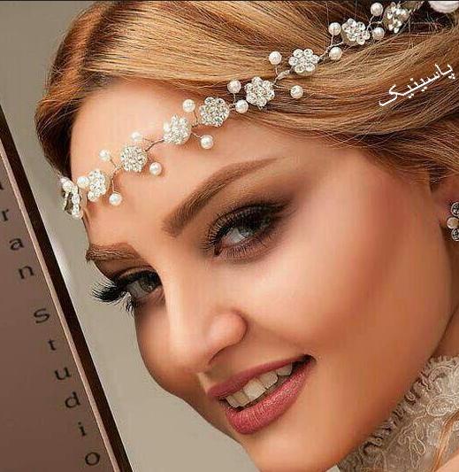 مدلهای آرایش عروس جدید و زیبا