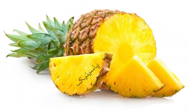 خواص درمانی آناناس در بهبود زخمها و بیماریها
