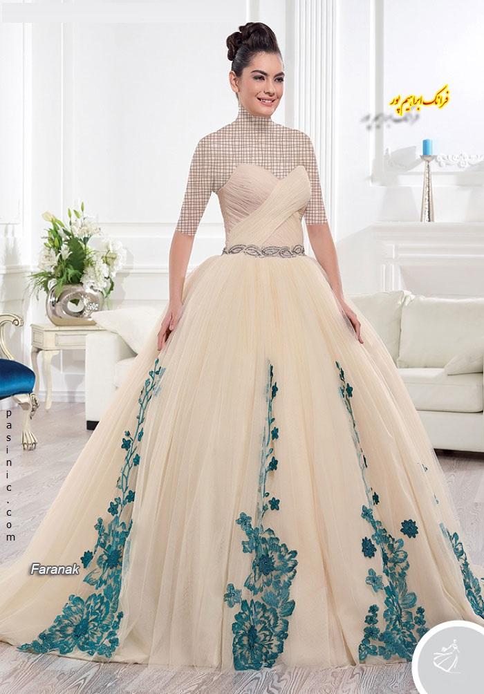 مدل های لباس نامزدی 2018
