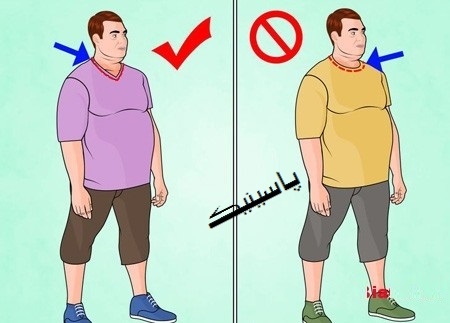 مردان چاق چگونه لباس بپوشند؟