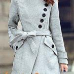 مدل های پالتو دخترانه زیبا و جدید