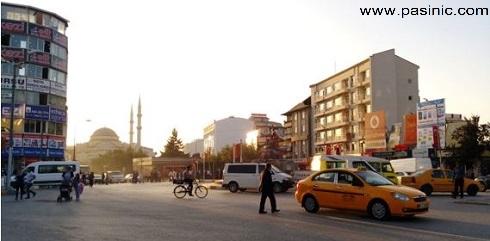 سفر به شهر وان ترکیه با ماشین شخصی