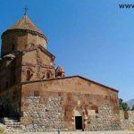 سفر به شهر وان ترکیه با ماشین