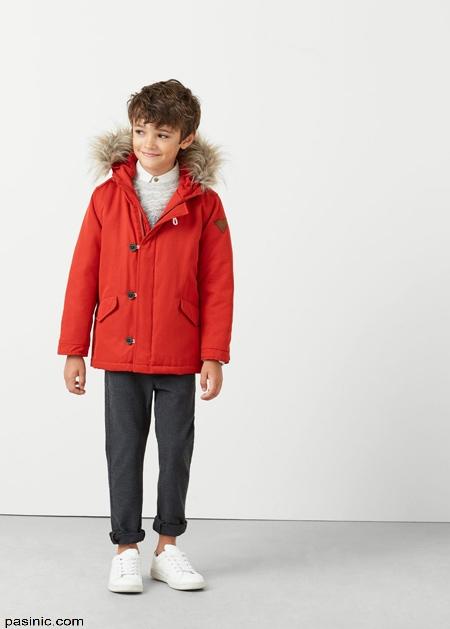 مدل های جدید لباس زمستانی پسرانه