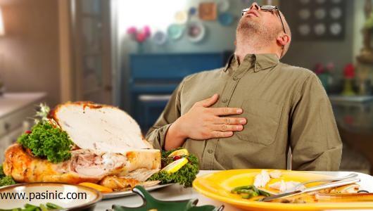 عادات بد پس از غذا خوردن که حتما باید اصلاح شوند