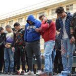مبارزه با اراذل و اوباش و دستگیری 216 نفر در تهران